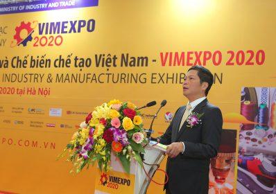 Vimexpo 2020: 500 phiên kết nối giữa các doanh nghiệp CNHT và các Tập đoàn lớn