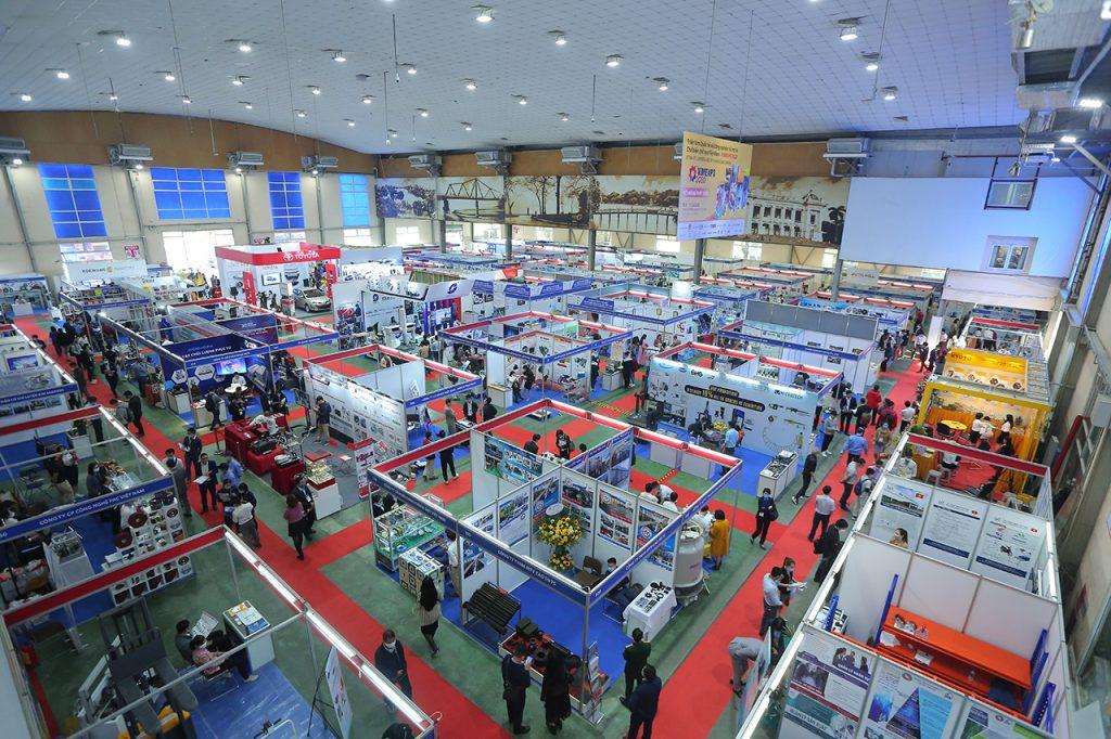 Triển lãm quốc tế lần thứ 2 về CNHT và chế biến chế tạo Việt Nam sẽ diễn ra vào tháng 10