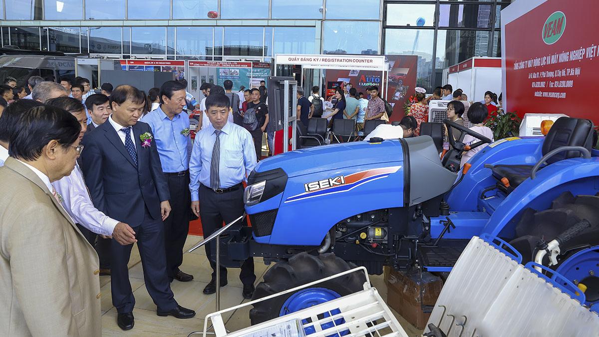 Vietnam AutoExpo 2019: Cơ hội thay đổi diện mạo ngành công nghiệp ô tô, xe máy Việt Nam