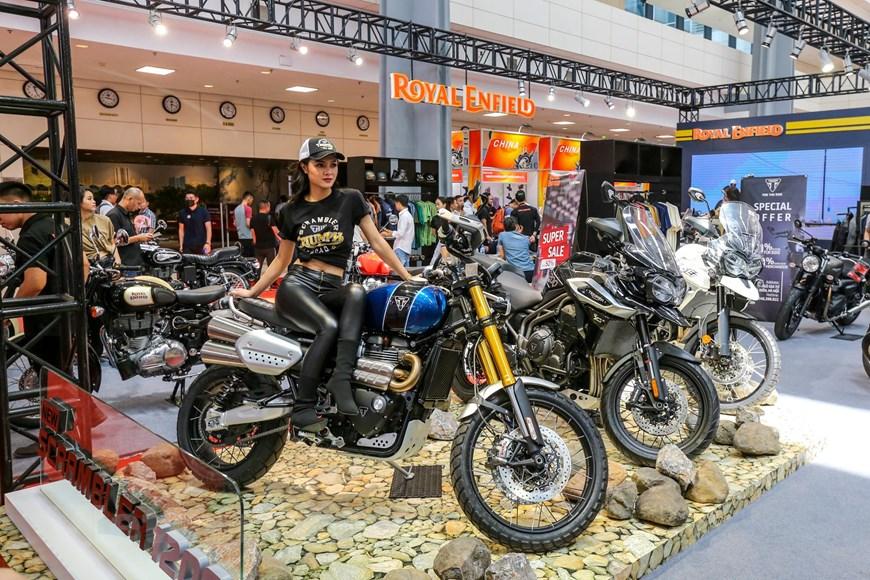 Toàn cảnh triển lãm ôtô xe máy Vietnam AutoExpo 2019 tại Hà Nội